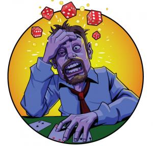 Illustrasjon spillebroblem.